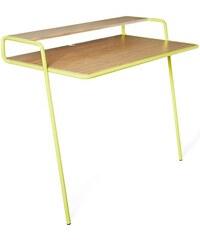 ANDAS andas Wand-Schreibtisch Linea Breite 107 cm gelb