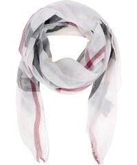 Světle šedý šátek Haily´s Tuch Karo