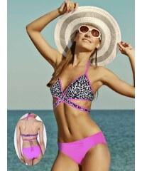Miorre Dámské dvoudílné plavky 001-091022_Neon Pink