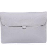Lesara Schutzhülle für Apple Macbook - Grau - 12 Zoll