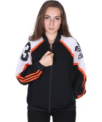 adidas Basketball Tracktop W veste de survêtement black