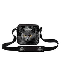 Taška přes rameno MINI kočky 02 MyBestHome 19x17x6 cm bb6e6f8fc5