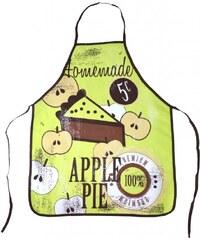 Kuchyňské zástěry RETRO 60x75 cm, jablko, vzor retro styl, Essex