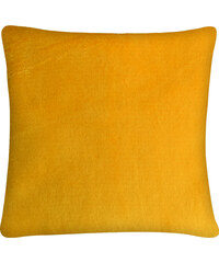 Polštářek pro děti SORBET Essex 40x40cm, žlutá, mikrovlákno Varianta: Povlak na polštář, 40x40 cm