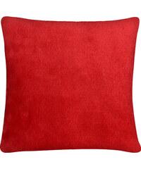 Polštářek pro děti SORBET Essex 40x40cm, červená, mikrovlákno Varianta: Povlak na polštář, 40x40 cm