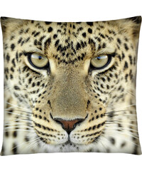 Polštář s motivem leoparda 01 Mybesthome 40x40 cm Varianta: Povlak na polštář, 40x40 cm