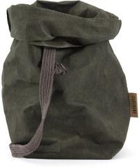 UASHMAMA Taška Carry One tmavě zelená