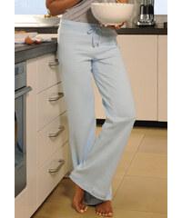 H,I,S, HOMEWEAR Wellness kalhoty, H.I.S světle modrá