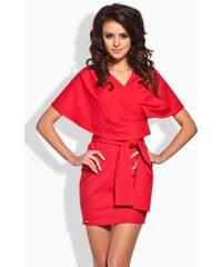 Lemoniade Červené šaty L138