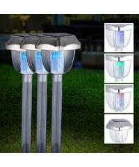 Lesara Lampe solaire LED classique avec piquet
