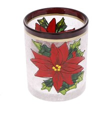 Yankee Candle Etoile - Kerzenständer - rot