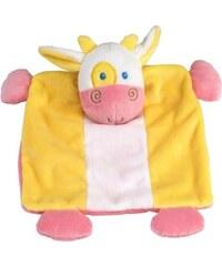 Les Bébés d Elysea Potache - Doudou plat - la Vache