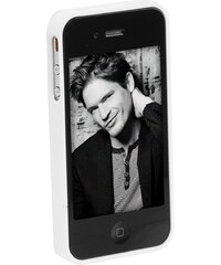 Present Time ABS - Coque iPhone 4 - blanc