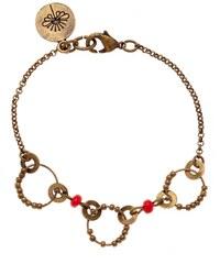 Louise Hendricks Bracelet - bronze