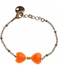 Emma Pill Bracelet - bronze