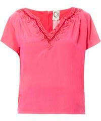 Dress Gallery Nanou - Blouse - rose indien