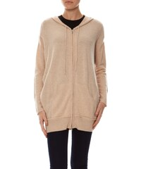Cashmere 4 ever Strickjacke - honig