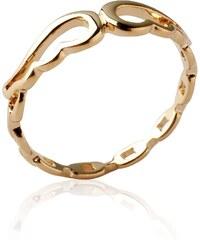 Jade & Gaspard Ring - goldfarben
