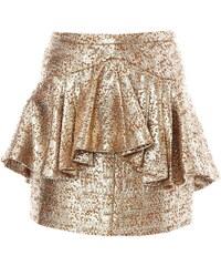 Dress Gallery Or - Schoßrock - goldfarben