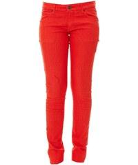 Loreak Mendian Pantalon slim - corail