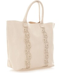 Chic and Go Shopping Bag - beige