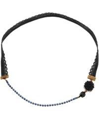 Julie Sion Lily Fleur - Headband - noir et bleu