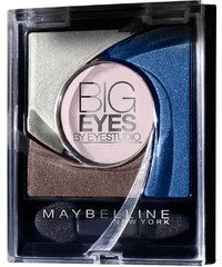 Gemey Maybelline Eyestudio Big Eyes - Yeux - Luminous Blue