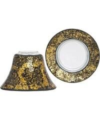 Yankee Candle grand - Lampenschirm - goldfarben