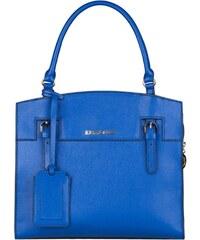 Kesslord Solene - Sac shopping - en cuir bleu