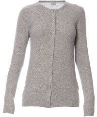Benetton Cardigan - gris chiné
