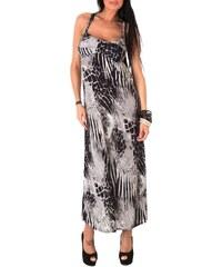 Toutes les robes Robe longue - imprimée grise
