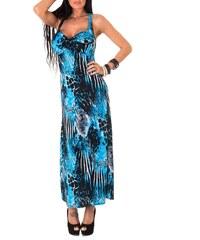 Toutes les robes Robe longue - imprimée turquoise