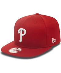 New Era 9FIFTY MLB Philadelphia Phillies - Casquette - rouge