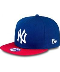 New Era 9FIFTY MLB Cotton Block New-York Yankees - Casquette - bleu
