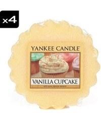 Yankee Candle Gâteau à la vanille - Parfümierte Kerze