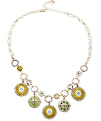 Chic and Go Collier - anis