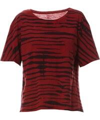Léon & Harper T-Shirt - ziegelrot