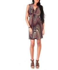 Toutes les robes Robe courte - imprimée bordeaux