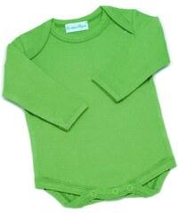 Les Bébés d Elysea Body manches longues - vert