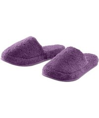 Ifilhome Cosy - Mules de bain - violet