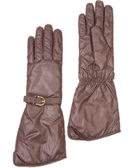 Vincent Pradier Lange Handschuhe - braun