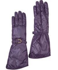 Vincent Pradier Lange Handschuhe - violett