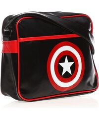 Cotton Division Captain America - Handtasche - schwarz