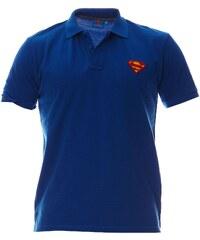 Cotton Division Superman - Polo - cobalt