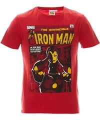 Cotton Division Iron Man - T-Shirt - rot