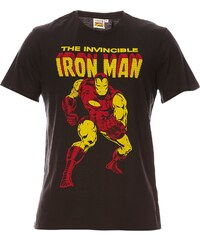 Cotton Division Iron man - T-Shirt - schwarz