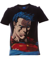Cotton Division Superman - T-shirt - noir
