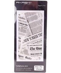 Akashi iPhone 4 - IPhone Sticker - schwarz