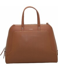 Le Tanneur Shopping Bag aus Leder - braun