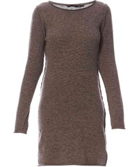 Cashmere 4 ever Robe pull - gris clair